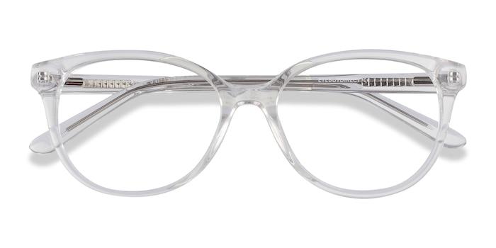 Clear Pursuit -  Fashion Acetate Eyeglasses