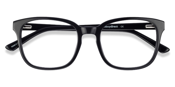 Black Tower -  Designer Acetate Eyeglasses
