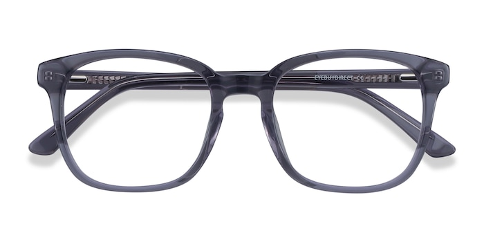 Gray Tower -  Designer Acetate Eyeglasses