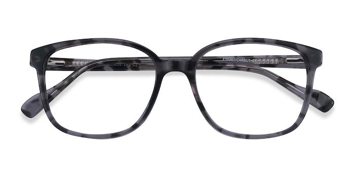 Gray Tortoise Joanne -  Acetate Eyeglasses