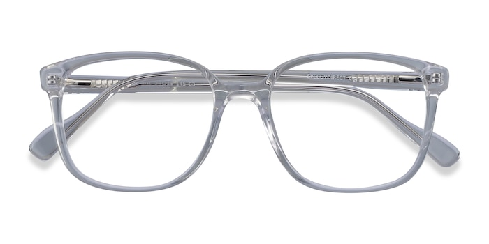 Clear Joanne -  Fashion Acetate Eyeglasses