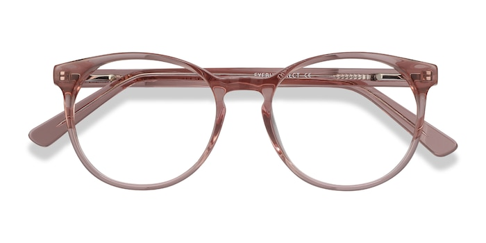 Pink Dulce -  Colorful Acetate Eyeglasses