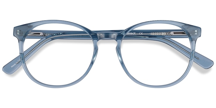 Blue Dulce -  Fashion Acetate Eyeglasses
