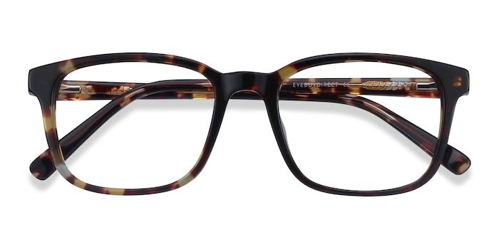 Tortoise Longway -  Acetate Eyeglasses