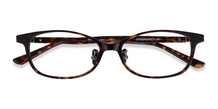 Tortoise Mabel -  Acetate Eyeglasses