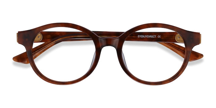Brown Amata -  Acetate Eyeglasses
