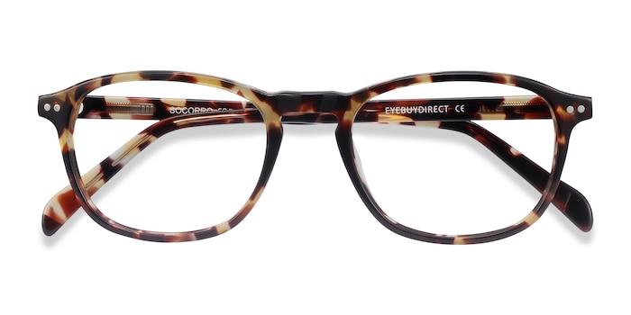 Tortoise Socorro -  Acetate Eyeglasses
