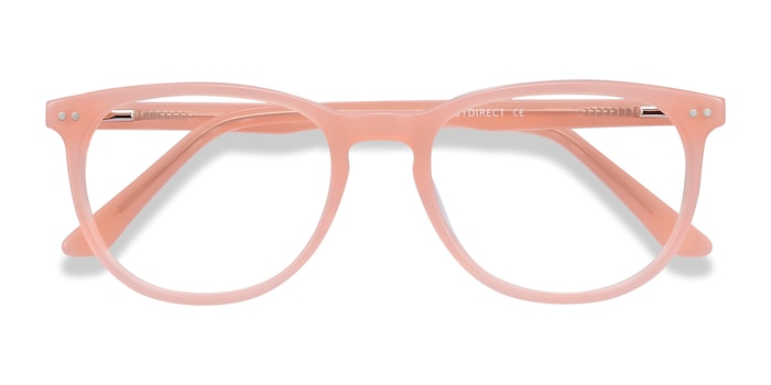 Coral Cherbourg -  Colorful Acetate Eyeglasses