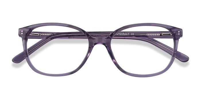 Purple Thelma -  Classic Acetate Eyeglasses