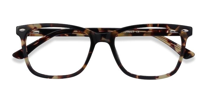 Tortoise Varda -  Acetate Eyeglasses