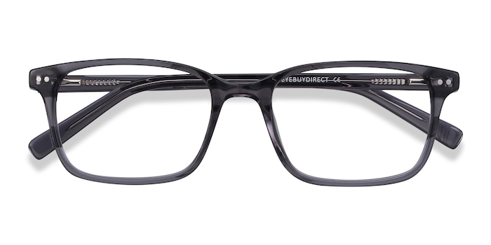 Gray Basel -  Acetate Eyeglasses