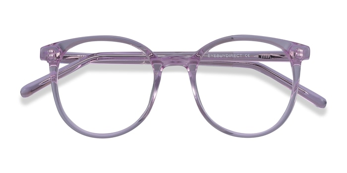 Purple Noun -  Fashion Acetate Eyeglasses