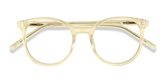 Yellow Noun -  Colorful Acetate Eyeglasses