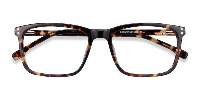 Tortoise Connect -  Fashion Acetate Eyeglasses