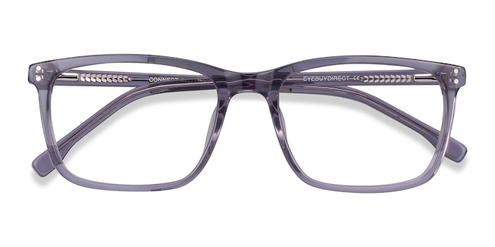 Gray Connect -  Fashion Acetate Eyeglasses