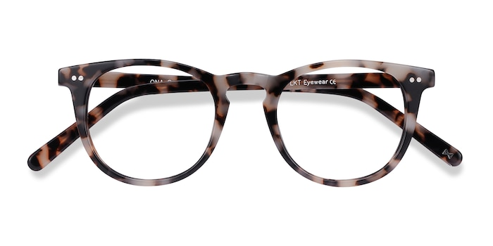Flecked Ivory Ona -  Fashion Acetate Eyeglasses