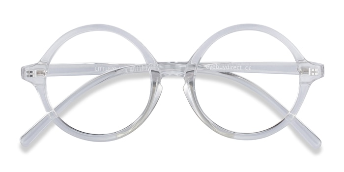 Clear Little Years -  Lightweight Plastic Eyeglasses