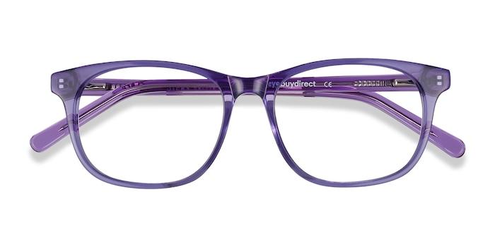 Violet Steps -  Acétate Lunette de Vue