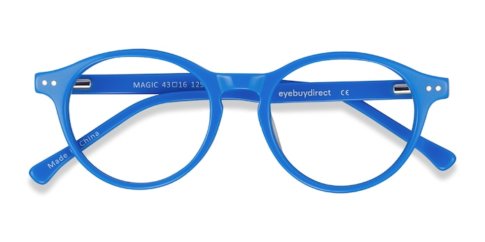 Blue Magic -  Acetate Eyeglasses