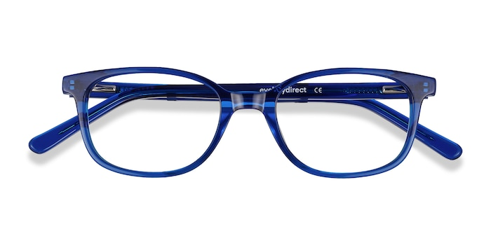 Blue Leap -  Acetate Eyeglasses