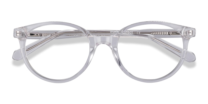 Clear Trust -  Acetate Eyeglasses