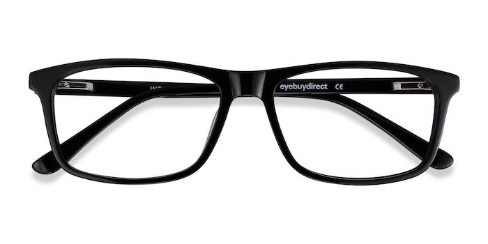 Black Intent -  Acetate Eyeglasses