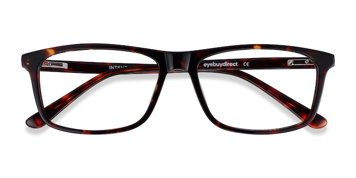 Tortoise Intent -  Acetate Eyeglasses