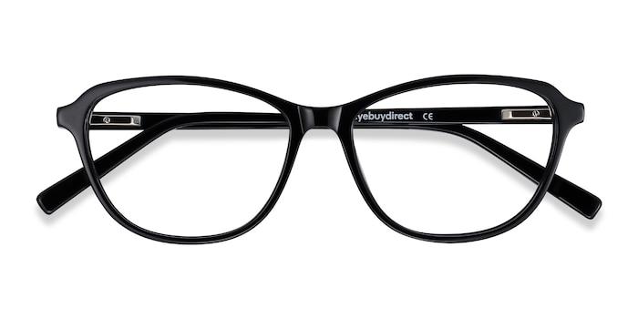 Black Ciencia -  Acetate Eyeglasses