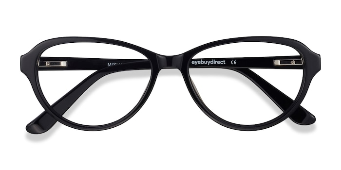 Black Misha -  Acetate Eyeglasses