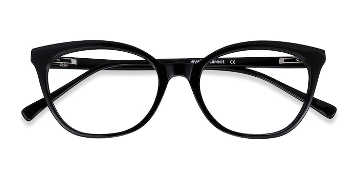 Black Sigilo -  Acetate Eyeglasses