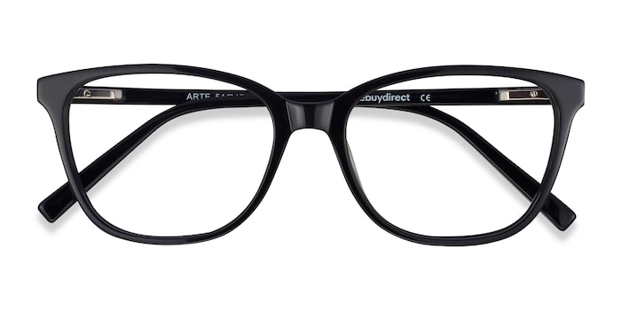 Black Arte -  Acetate Eyeglasses