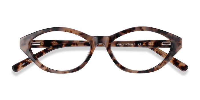 Tortoise Passion -  Fashion Acetate Eyeglasses