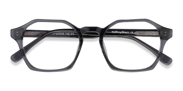 Gray Orchid -  Fashion Acetate Eyeglasses