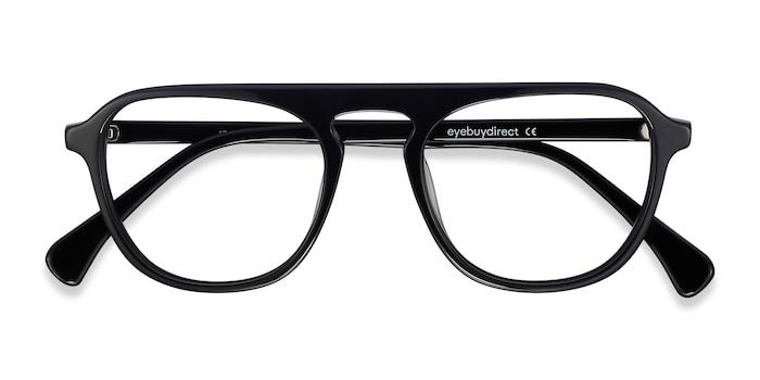 Black Ida -  Acetate Eyeglasses