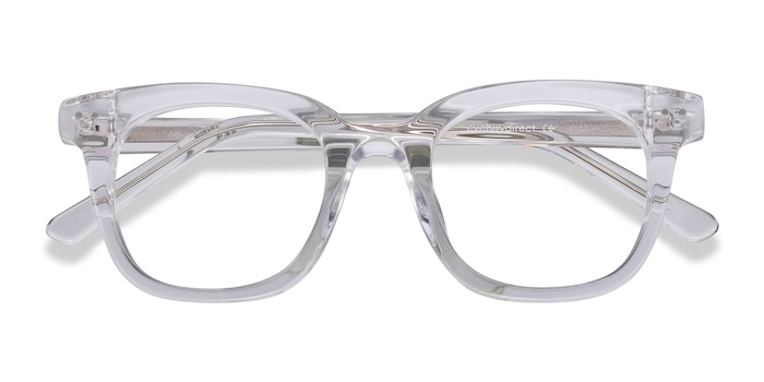 Clear Romy -  Fashion Acetate Eyeglasses