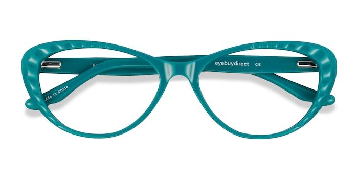 Teal Persona -  Fashion Acetate Eyeglasses