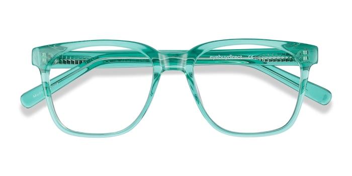 Emerald Green Jamie -  Colorful Acetate Eyeglasses