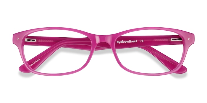 Pink Kedah -  Colorful Acetate Eyeglasses