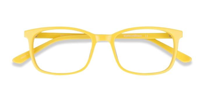Yellow Equality -  Acetate Eyeglasses