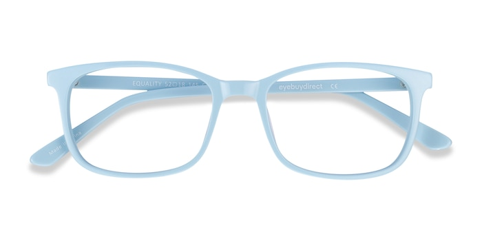 Blue Equality -  Acetate Eyeglasses