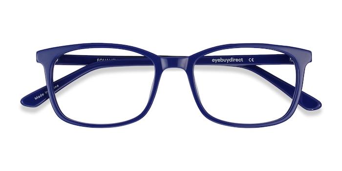 Navy Equality -  Acetate Eyeglasses