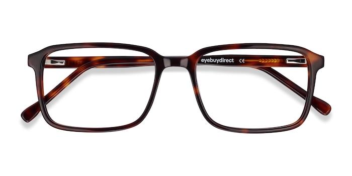 Tortoise Rafferty -  Vintage Acetate Eyeglasses