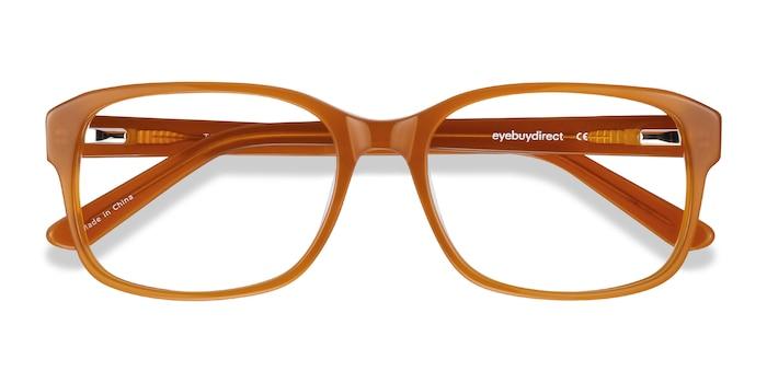 Mellow Yellow Tobias -  Vintage Acetate Eyeglasses