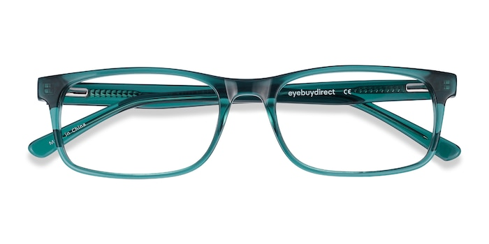 Teal Vista -  Acetate Eyeglasses