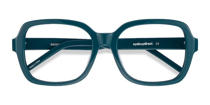 Teal Renee -  Fashion Acetate Eyeglasses