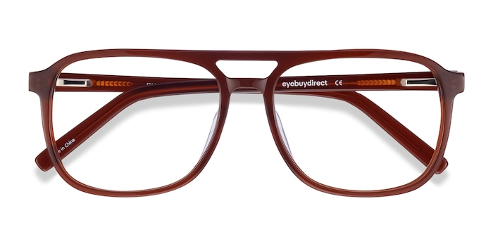 Brown Russell -  Fashion Acetate Eyeglasses