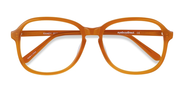 Mellow Yellow Randy -  Colorful Acetate Eyeglasses