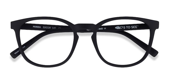 Basalt Persea -  Plastic Eyeglasses