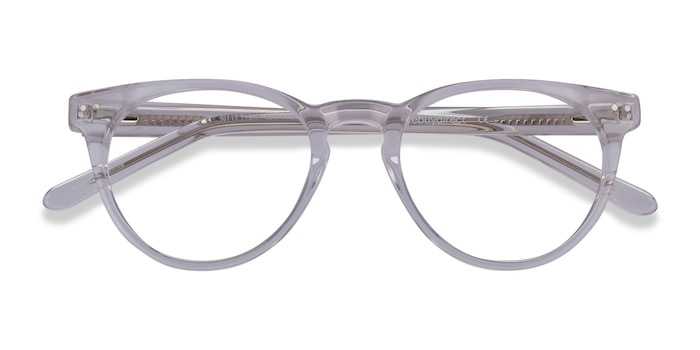 Clear Notting Hill -  Acetate Eyeglasses