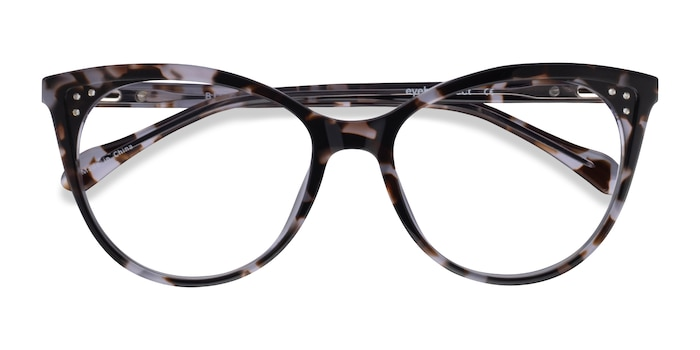 Tortoise Bijou -  Acetate Eyeglasses